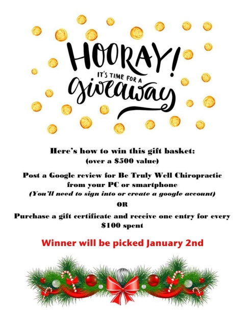 HolidayBasketRaffleFlyer