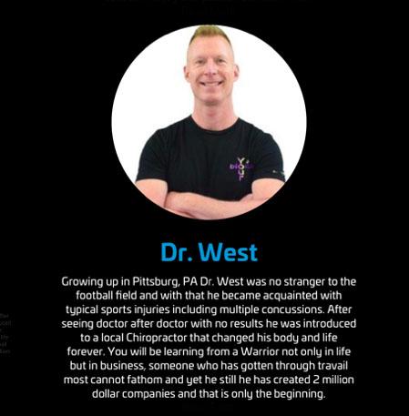 Dr. West UnleashUNow