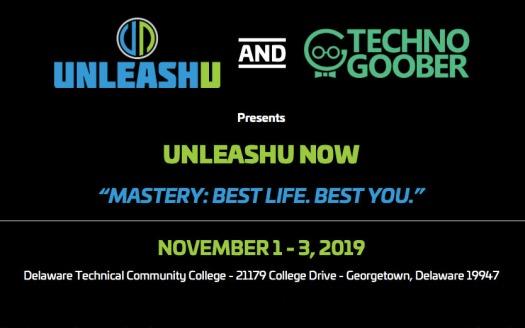 UnleashUNow Conference 2019